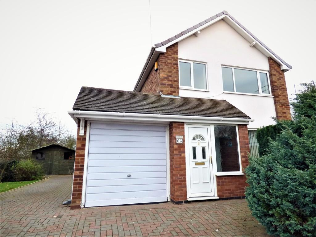 3 Bedrooms Detached House for sale in Micklehome Drive, Alrewas