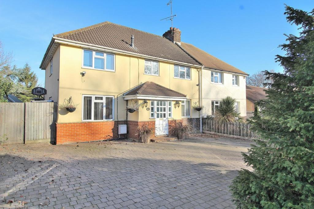5 Bedrooms Semi Detached House for sale in Hall Lane, Sandon, Chelmsford, Essex, CM2