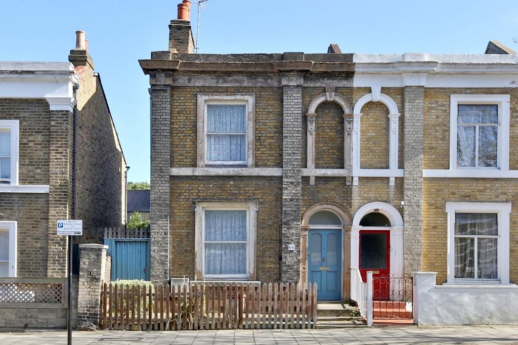 3 Bedrooms Terraced House for sale in Yoakley Road, Stoke Newington