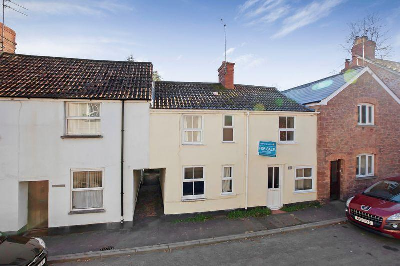 2 Bedrooms Terraced House for sale in MILVERTON
