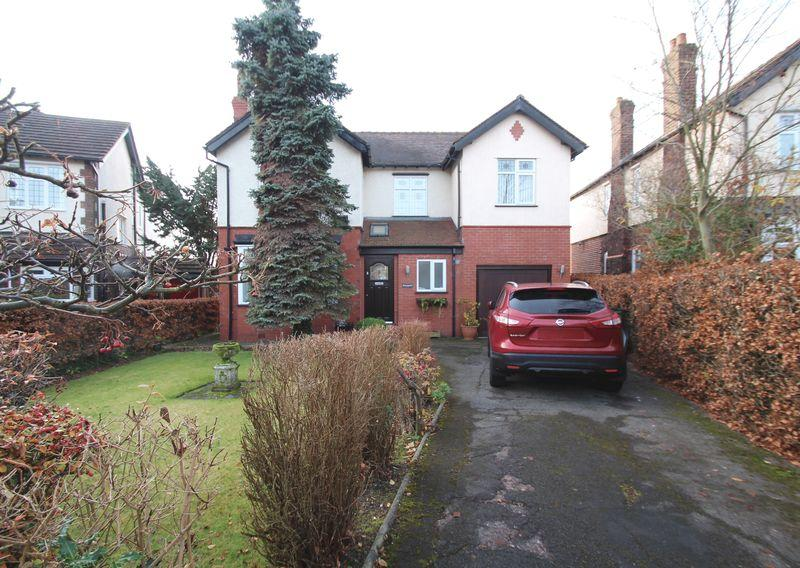 5 Bedrooms Detached House for sale in Lansdowne Avenue, Romiley