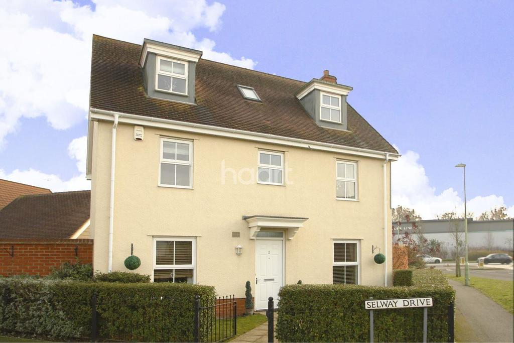 5 Bedrooms Detached House for sale in Selway Drive, Bury St Edmunds