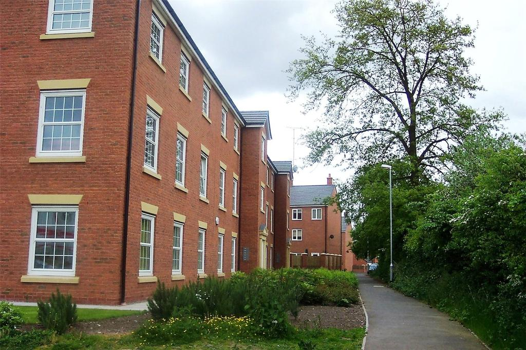 2 Bedrooms Apartment Flat for sale in Mytton Drive, Nantwich, Cheshire, CW5