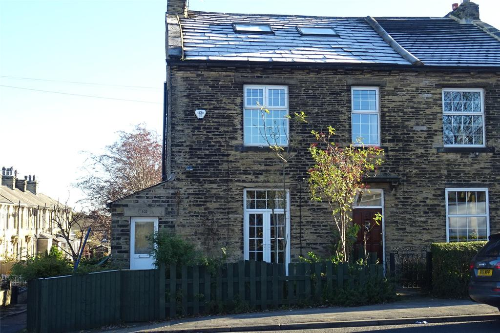 3 Bedrooms Semi Detached House for sale in Harrogate Road, Bradford, West Yorkshire, BD2