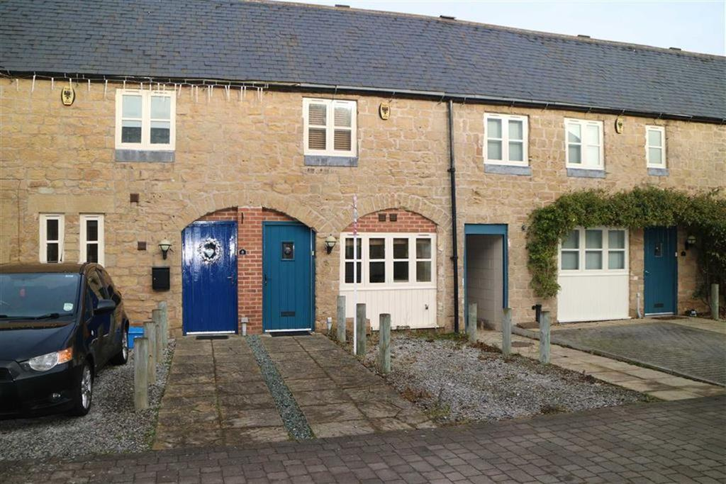 2 Bedrooms Terraced House for sale in Dobsons Mews, Sutton In Ashfield, Notts, NG17