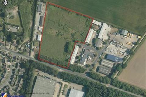 Commercial development to rent - Development Land, Hempstead Road, Holt, NR25 6DG