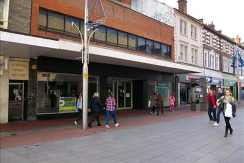 Shop to rent - 157-163 High Street, Southend On Sea, Essex, SS1 1LL
