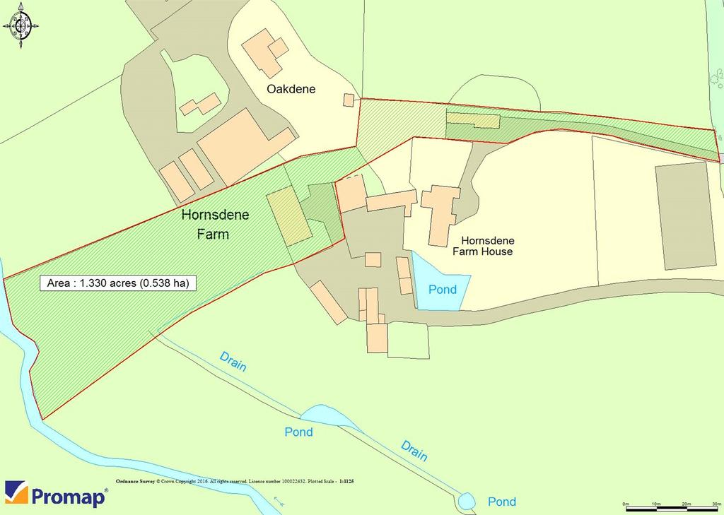 Plot Commercial for sale in Sayers Common, Hassocks, West Sussex