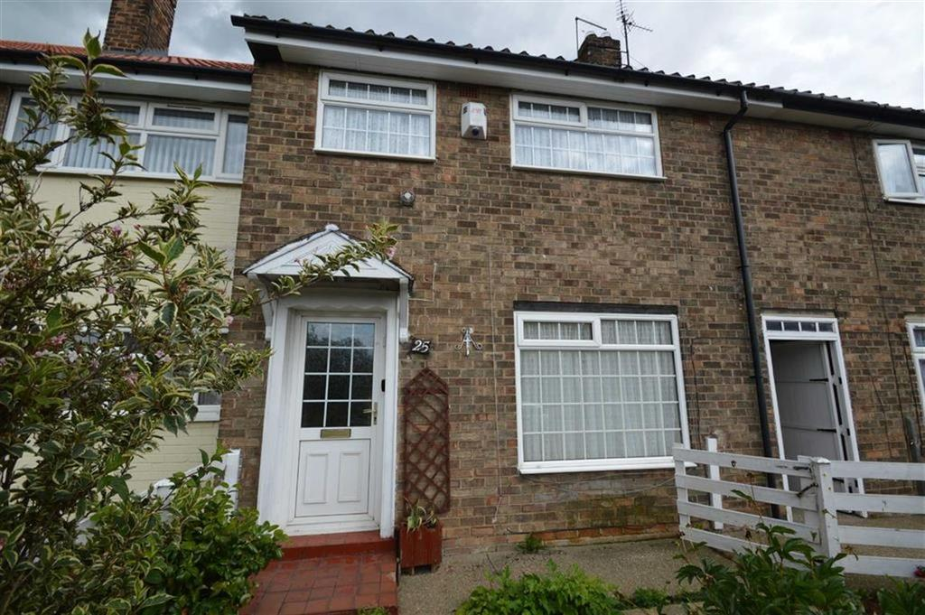 3 Bedrooms Terraced House for sale in Ashwell Avenue, Greatfield Estate, Hull, HU9
