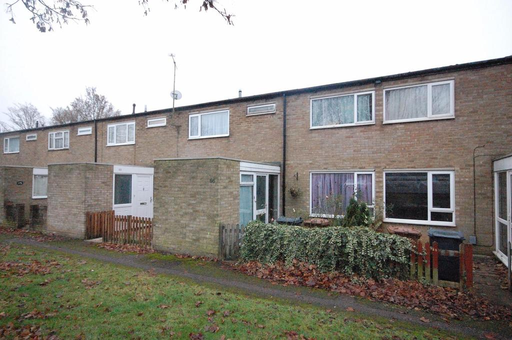 3 Bedrooms Terraced House for sale in North Stevenage