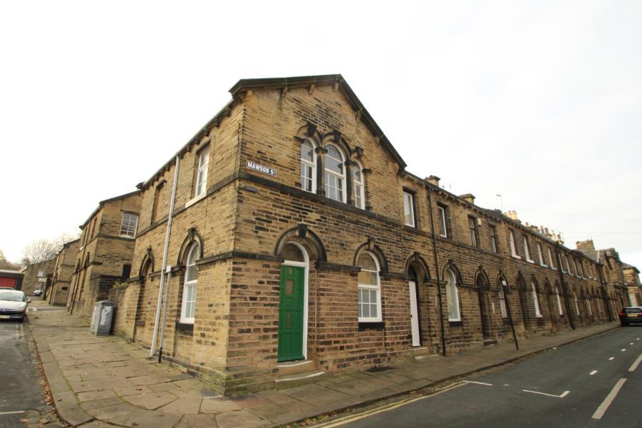 2 Bedrooms Terraced House for sale in MAWSON STREET, SHIPLEY, BD18 3JX