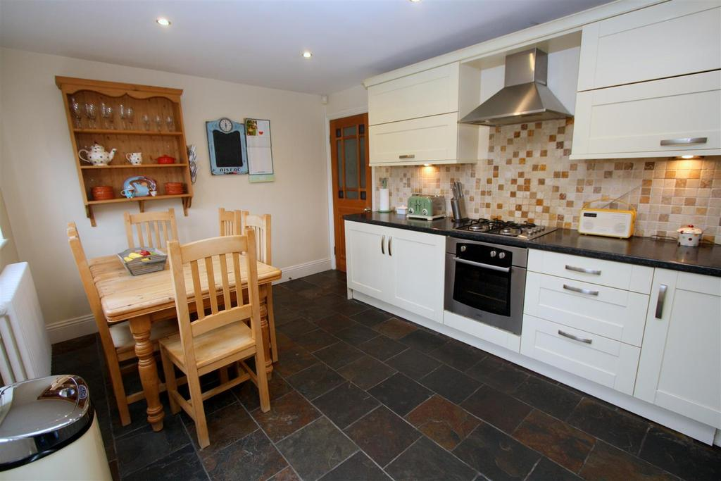 3 Bedrooms Terraced House for sale in Strait Lane, Hurworth