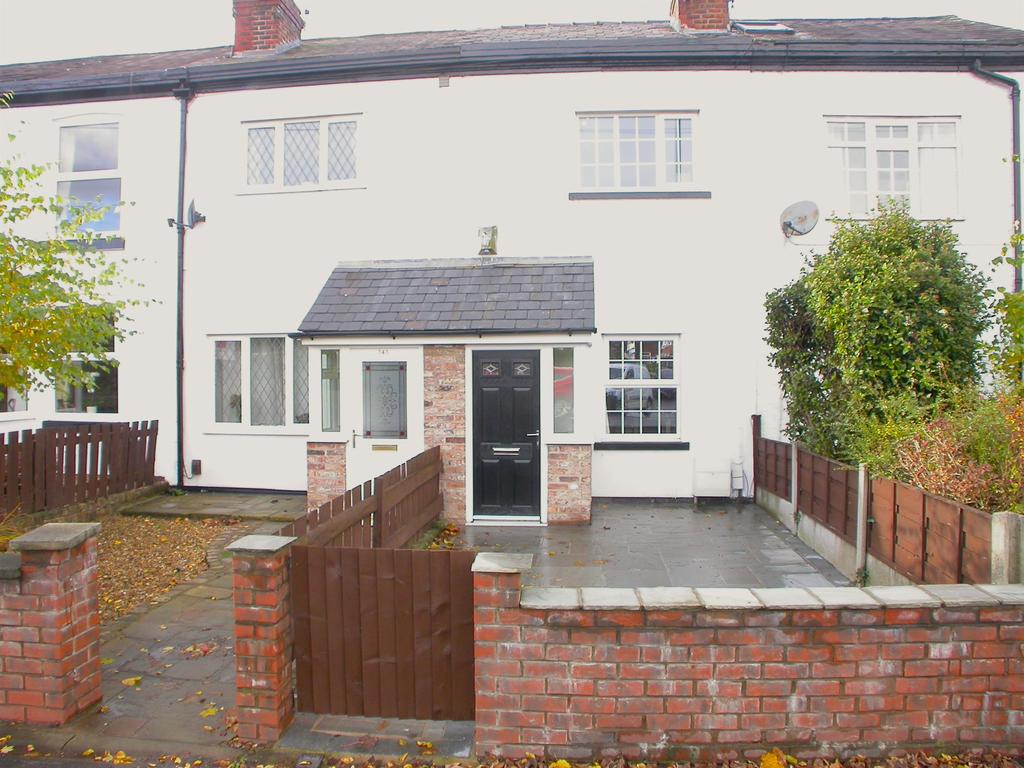 2 Bedrooms Terraced House for sale in CHEADLE HULME (LADYBRIDGE ROAD)