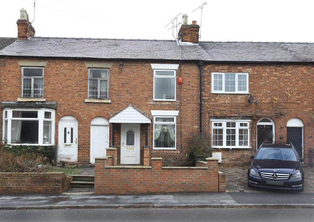 2 Bedrooms Terraced House for sale in London Road, Nantwich, Cheshire