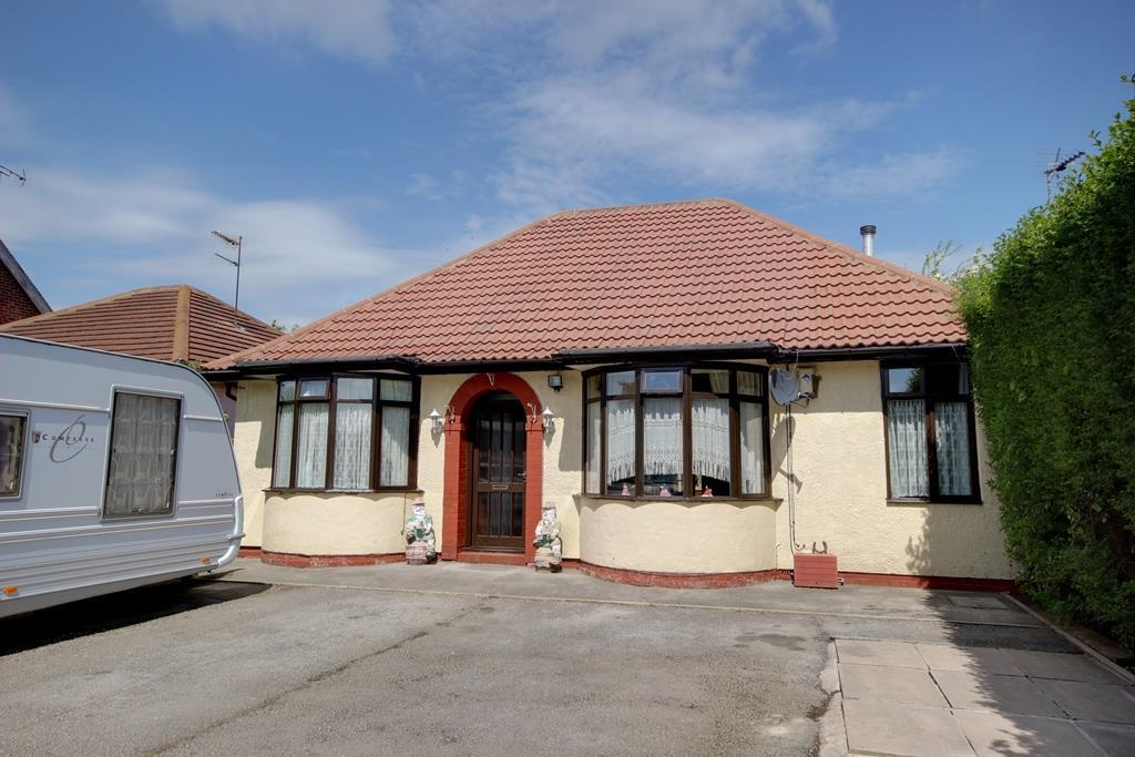 3 Bedrooms Detached Bungalow for sale in Springfield Way, Anlaby
