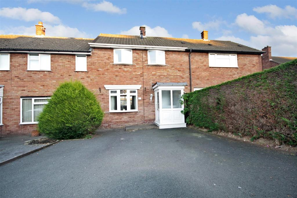 2 Bedrooms Terraced House for sale in Maple Avenue, Oswestry