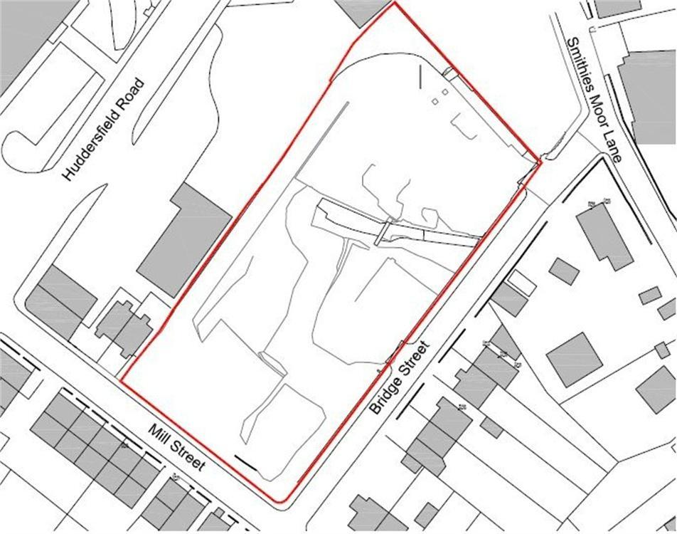 Land Commercial for sale in Bridge Street, Birstall, Batley, West Yorkshire
