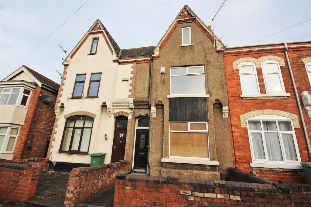 3 Bedrooms Terraced House for sale in Cromwell Road, Grimsby, DN31