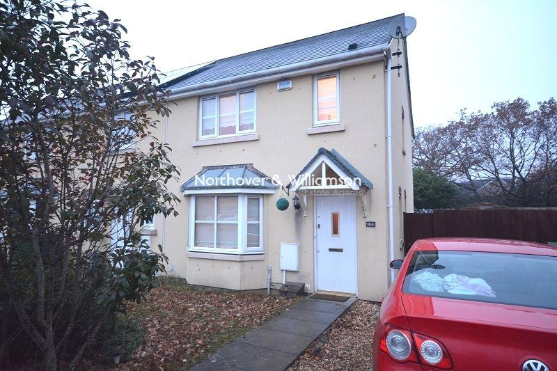 3 Bedrooms End Of Terrace House for sale in Harrison Drive, St Mellons, Cardiff. CF3
