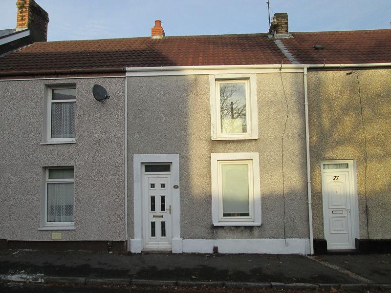 2 Bedrooms Terraced House for sale in Siloh Road, Landore, Swansea.
