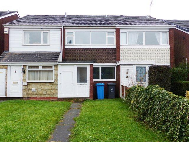 2 Bedrooms Terraced House for sale in Achilles Close,Great Wyrley,Staffordshire
