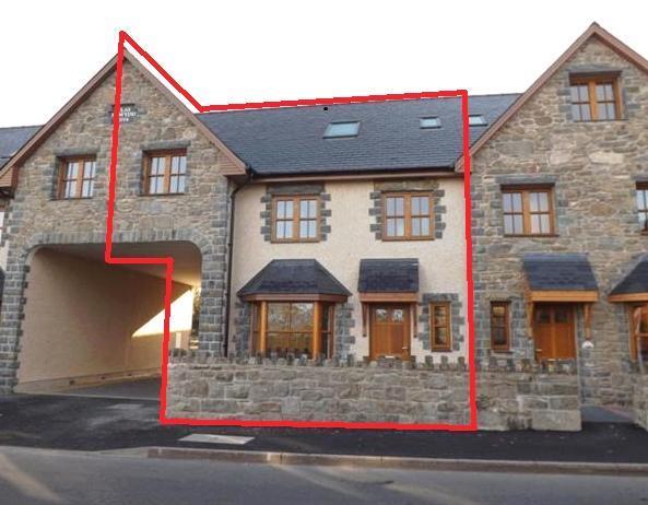 4 Bedrooms Mews House for sale in 6 Plas Newydd, Llanbedr, LL45