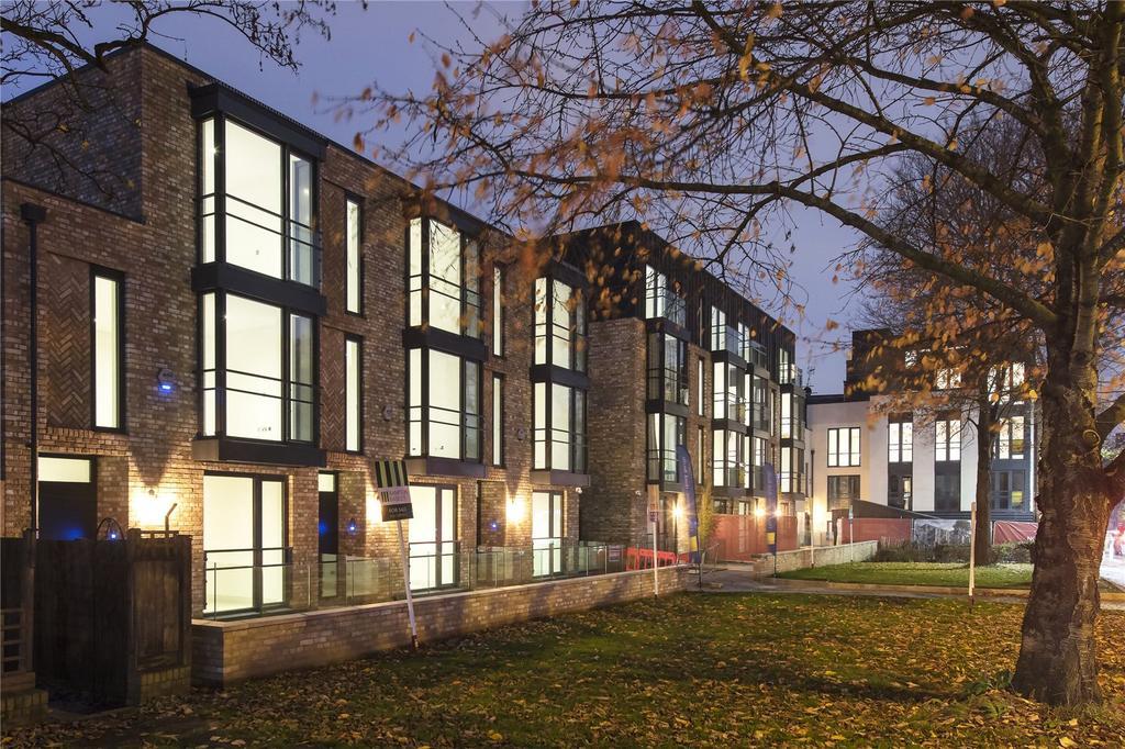 4 Bedrooms Terraced House for sale in Bolingbroke Terrace, Bolingbroke Grove, Battersea, London, SW11