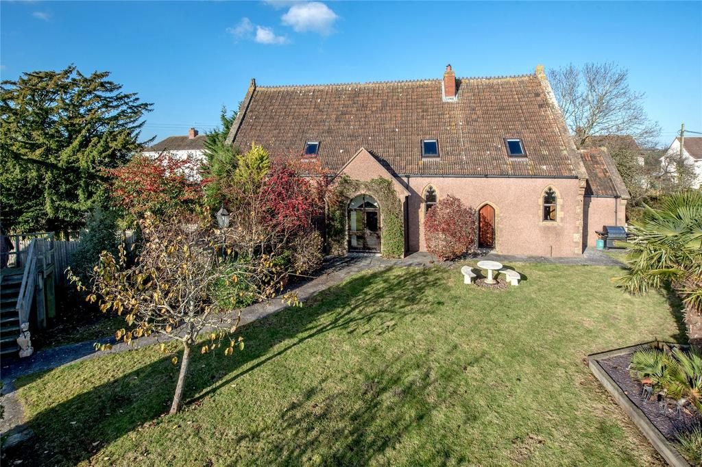 4 Bedrooms Detached House for sale in Popes Cross, Curry Mallet, Taunton, Somerset