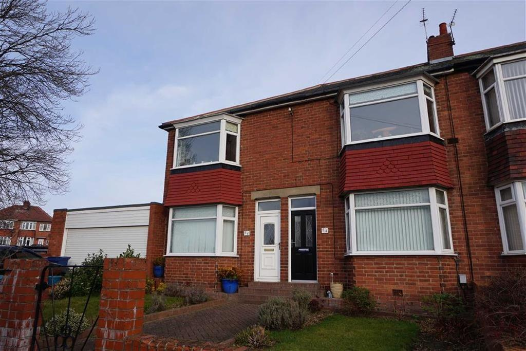 2 Bedrooms Apartment Flat for sale in St Albans Crescent, Heaton, Newcastle Upon Tyne, NE6