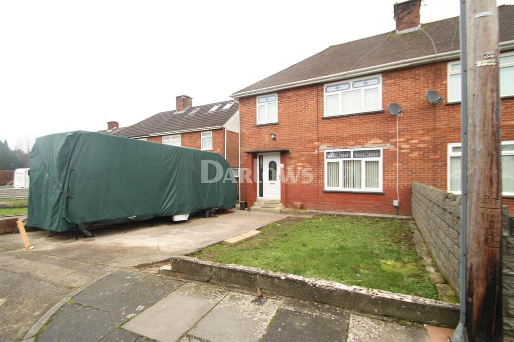 3 Bedrooms Semi Detached House for sale in Cosheston Road, Fairwater, Cardiff