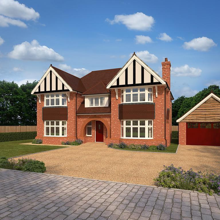 5 Bedrooms Detached House for sale in Ongar Road, Dunmow, Essex, CM6