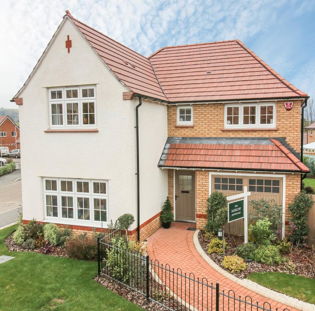 4 Bedrooms Detached House for sale in Stanbury Meadows, Newton Abbot
