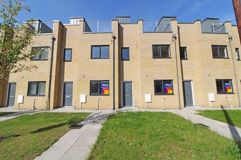3 bedroom townhouse for sale - Marina View, Watkiss Way, Cardiff Bay