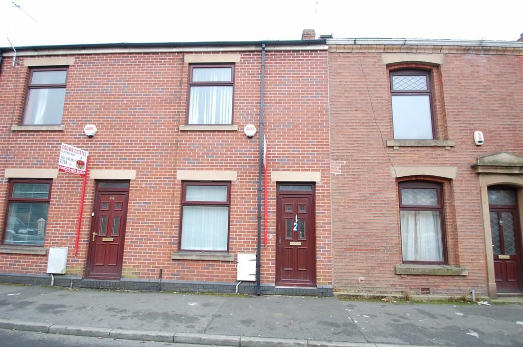 3 Bedrooms Terraced House for sale in New Wellington Street, Mill Hill, Blackburn