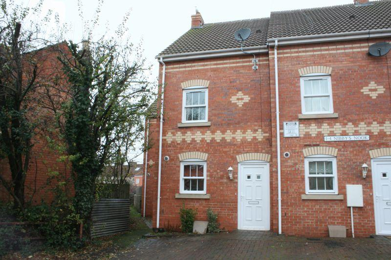 2 Bedrooms Terraced House for sale in Nibbys Nook, Bridgwater
