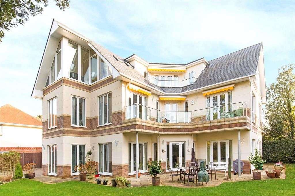 4 Bedrooms Flat for sale in Nairn Road, Canford Cliffs, Poole, Dorset, BH13