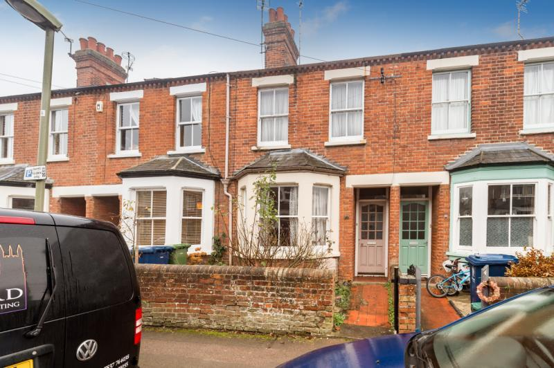 3 Bedrooms Terraced House for sale in Alexandra Road, West Oxford