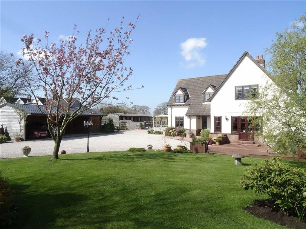4 Bedrooms Detached House for sale in Meeth, Devon, EX20