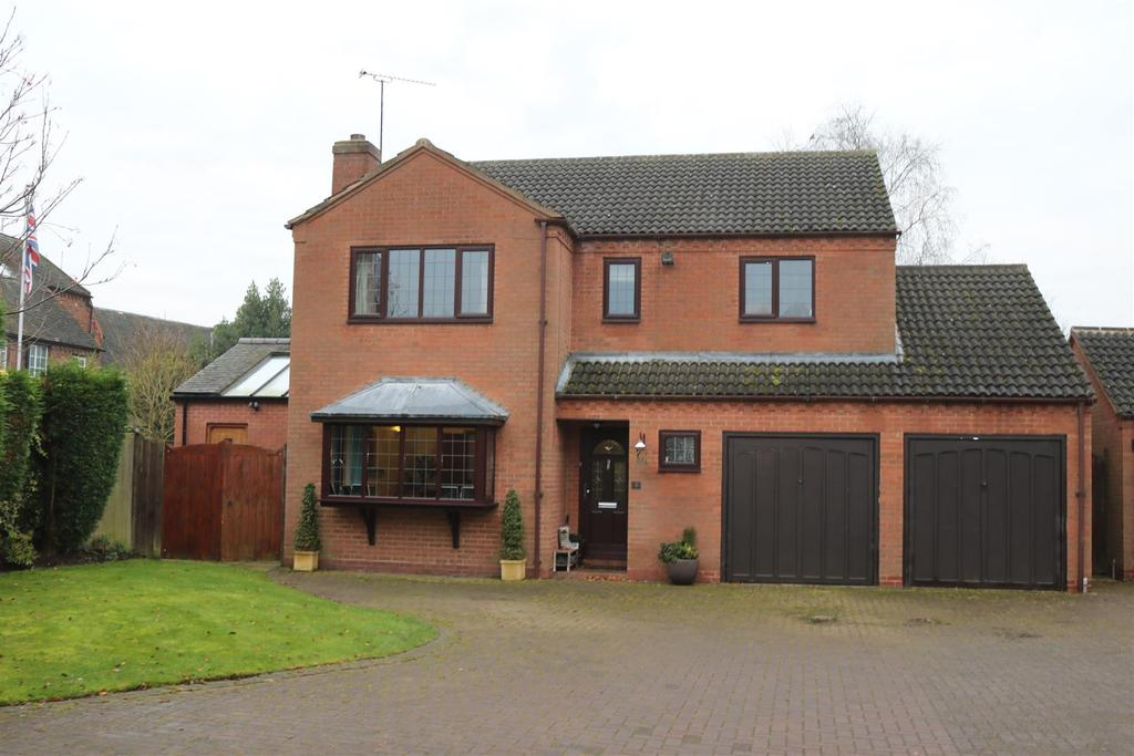4 Bedrooms Detached House for sale in Main Road, Sheepy Magna, Atherstone