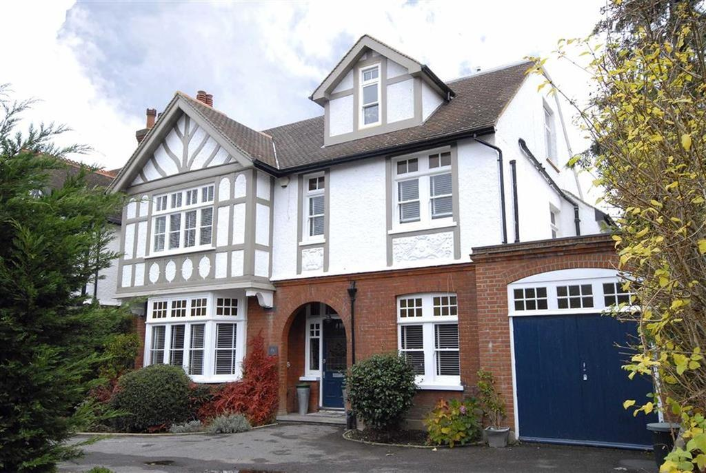 5 Bedrooms Detached House for sale in Hayes Road, Bromley, Kent