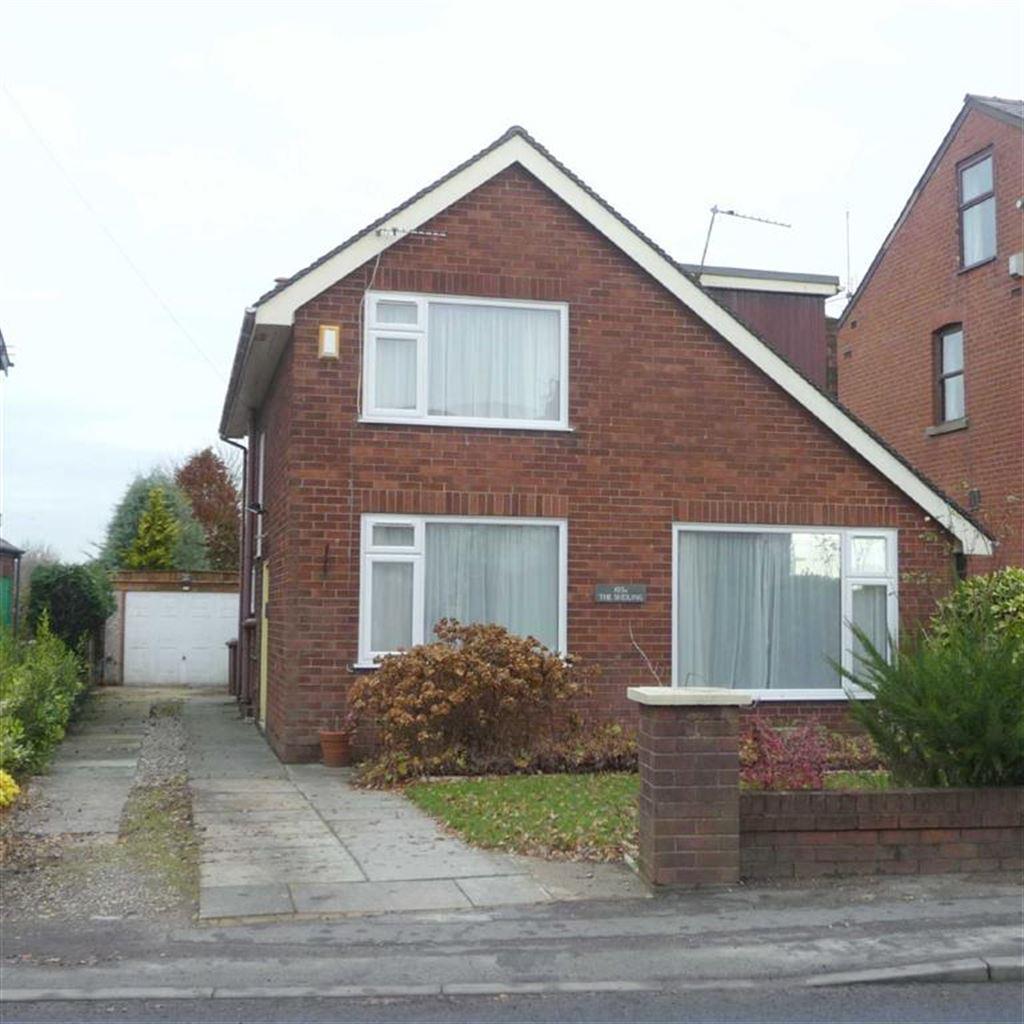 4 Bedrooms Detached House for sale in Moor Road, Croston, PR26