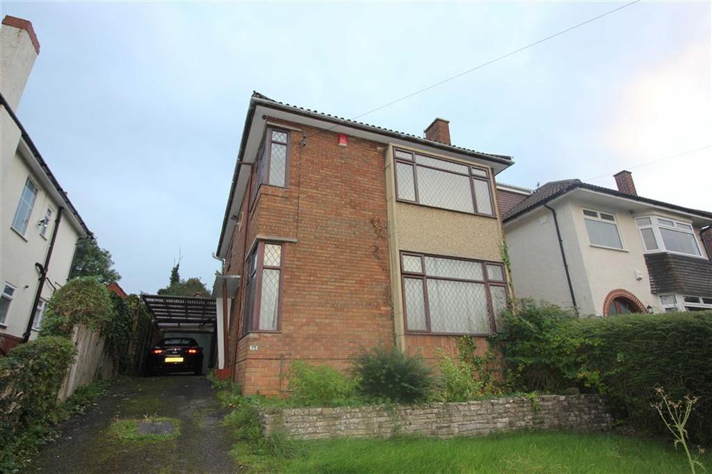 3 Bedrooms Detached House for sale in Roman Way, Stoke Bishop, Bristol