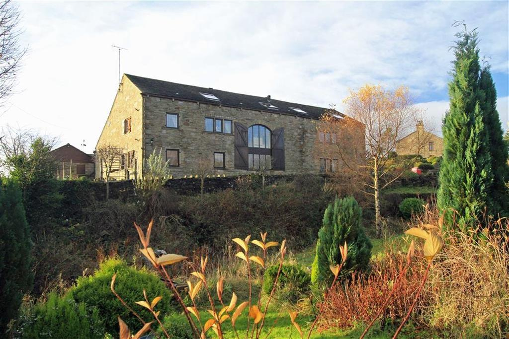 6 Bedrooms Detached House for sale in Hinde Clough Barn, Red Lumb, Norden, Rochdale, OL12