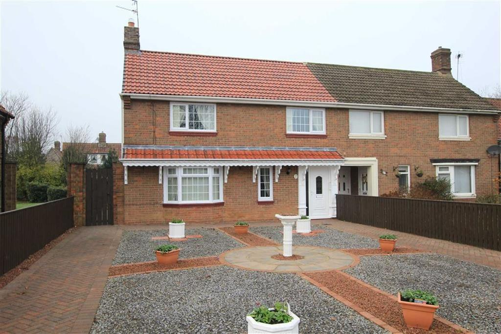 3 Bedrooms Semi Detached House for sale in Crawford Road, Newton Aycliffe, County Durham