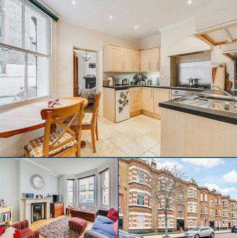 1 bedroom flat for sale - Wyfold Road, Fulham, London