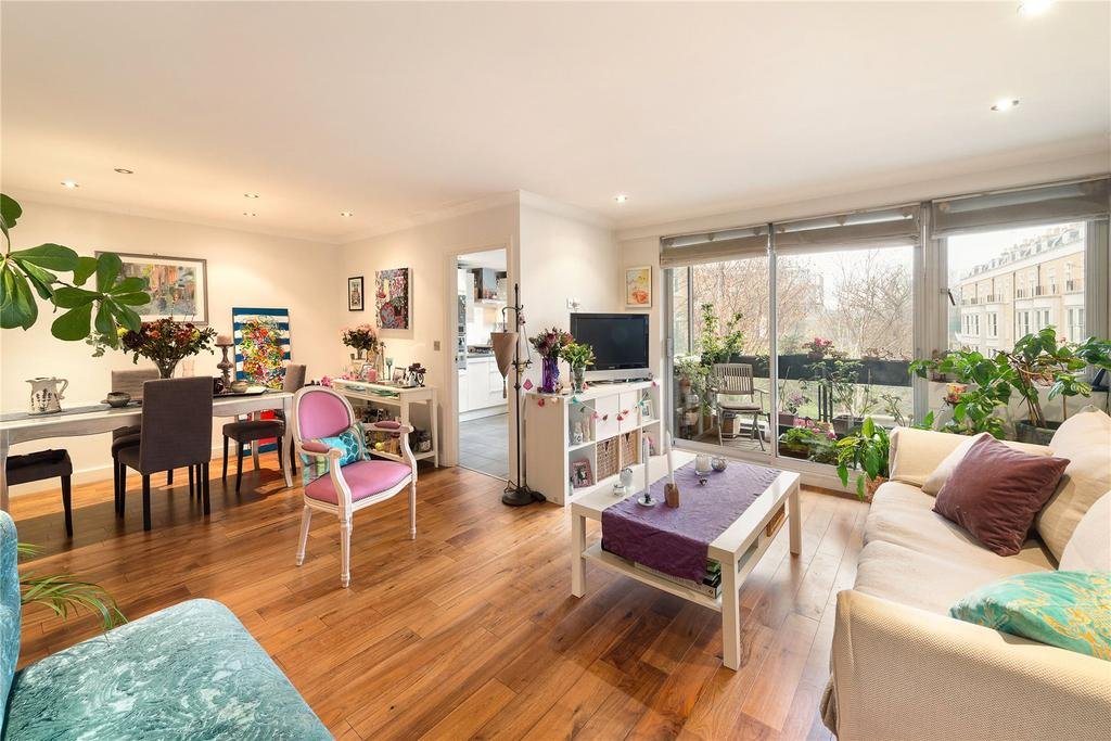 2 Bedrooms Flat for sale in Kensington Heights, 91-95 Campden Hill Road, London
