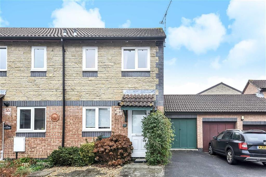 2 Bedrooms Semi Detached House for sale in Horton Close, Yeovil, Somerset, BA21