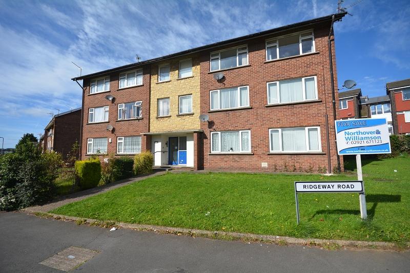 2 Bedrooms Ground Flat for sale in Ridgeway Road, Rumney, Cardiff. CF3