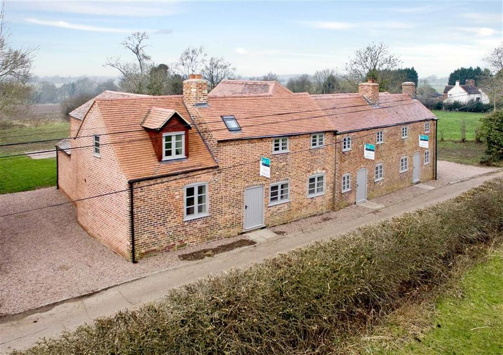 4 Bedrooms End Of Terrace House for sale in 1, The Green, Brineton, Shifnal, Shropshire, TF11