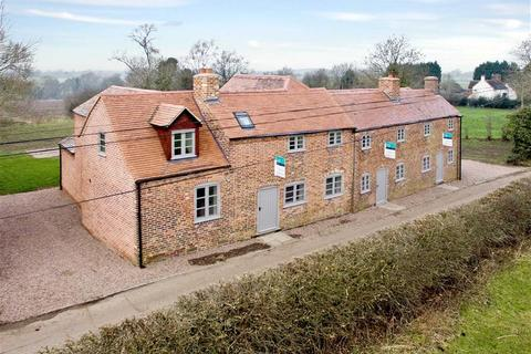 4 bedroom end of terrace house for sale - 1, The Green, Brineton, Shifnal, Shropshire, TF11